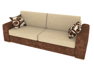 Brio's Three Seater Sofa